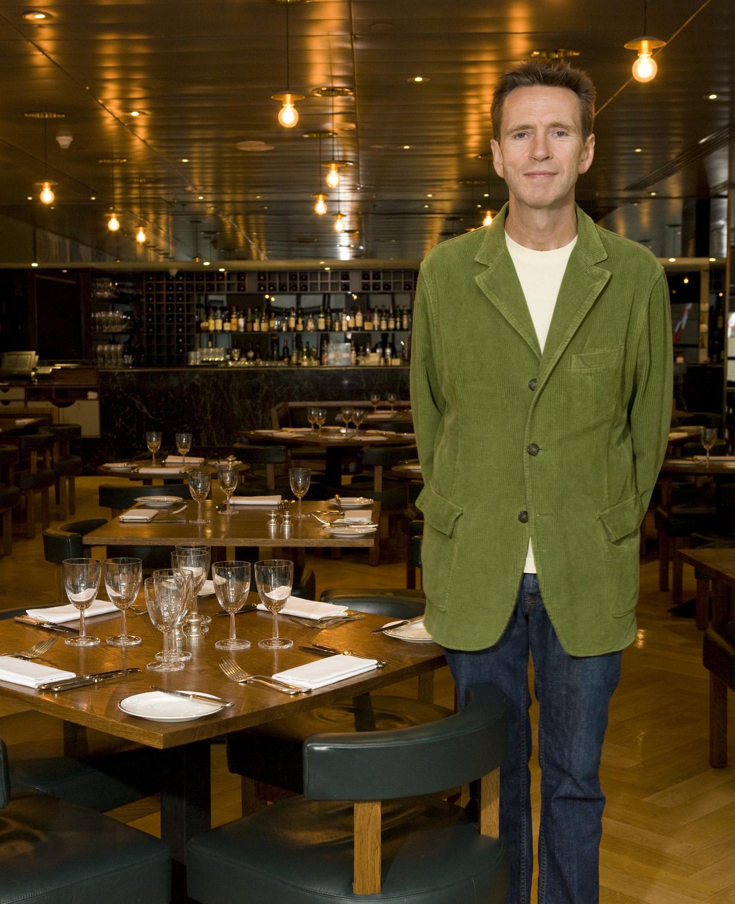 Oliver Peyton green jacket 2